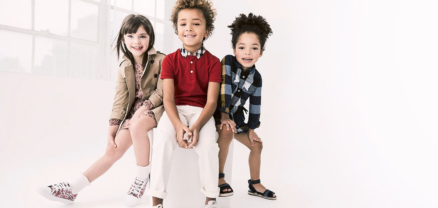 Burberry & More for Kids