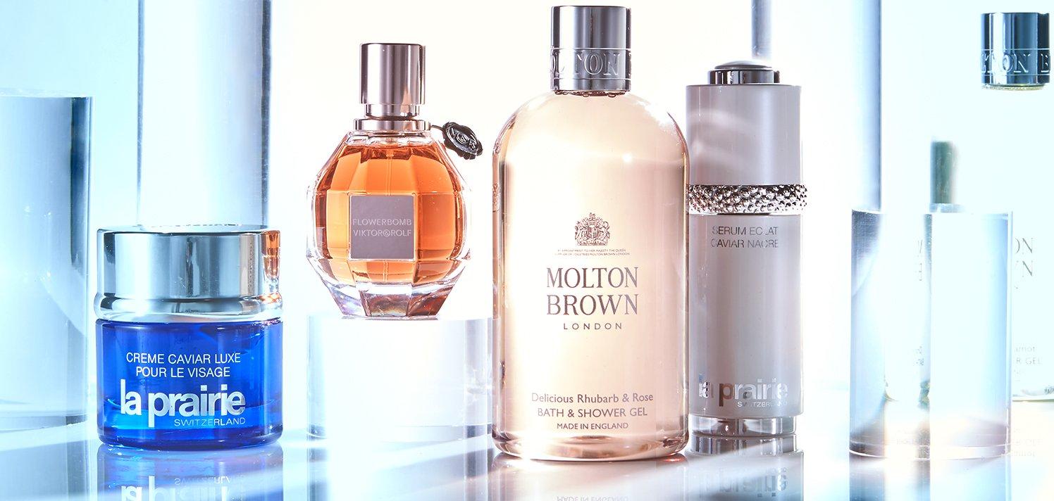 The Beauty Counter: La Prairie to Molton Brown London