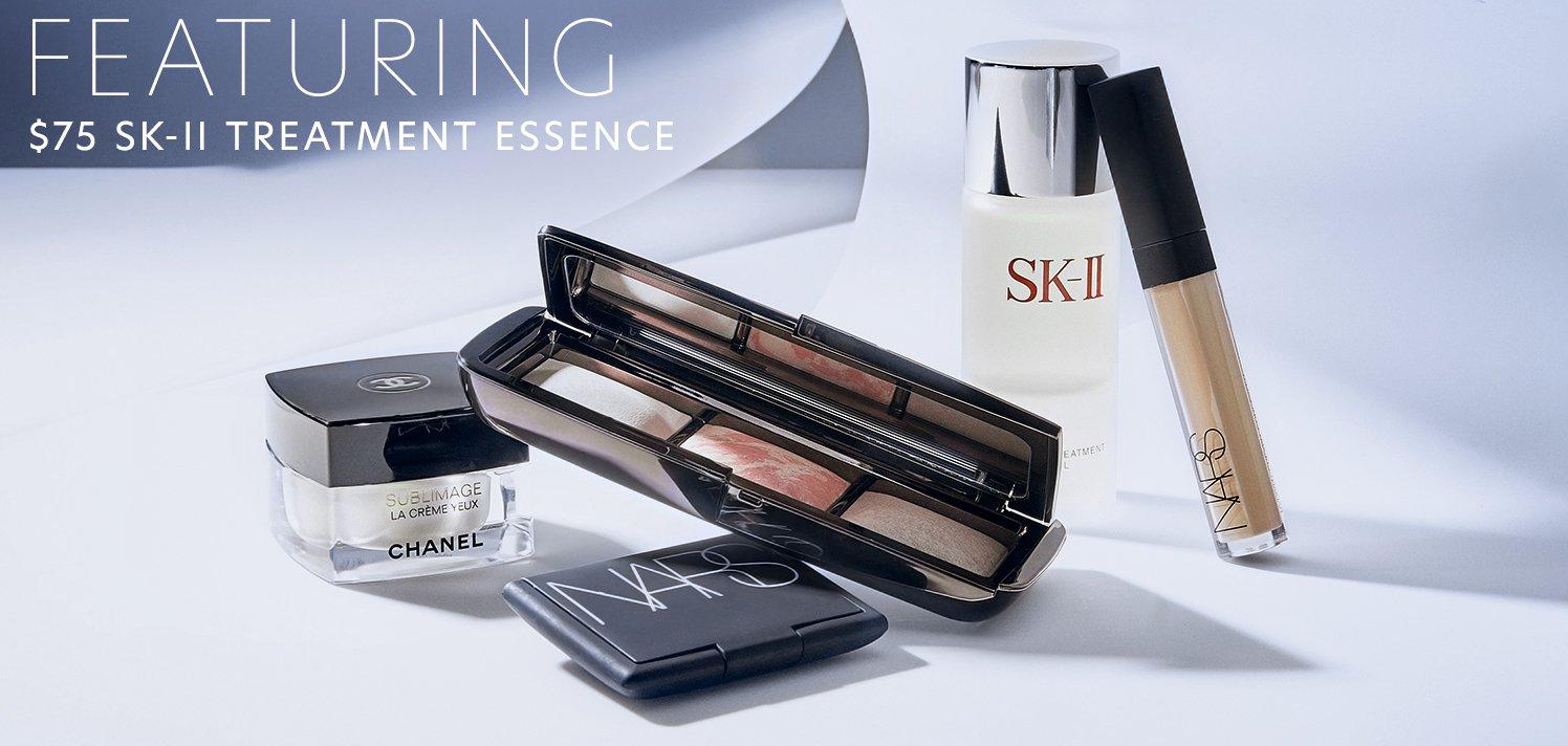 The Insider Beauty Event: Giorgio Armani to SK-II
