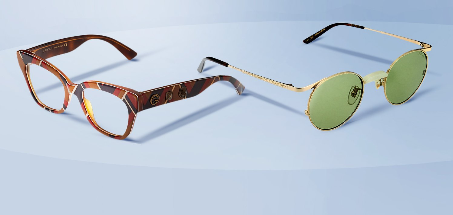 Gucci Eyewear With New Styles for Women & Men