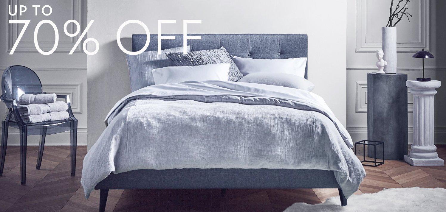 The Luxury Sheet & Duvet Sale