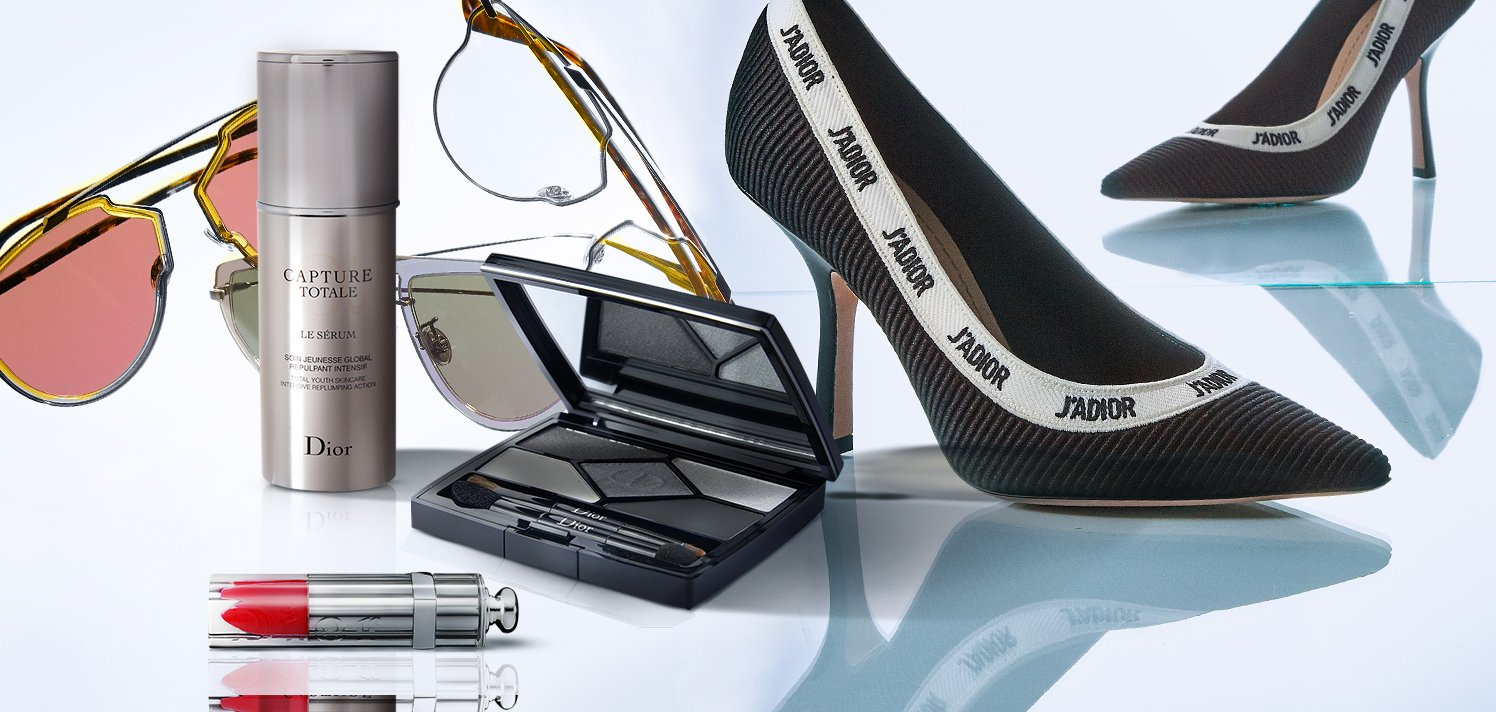 The World of Dior: Shoes, Sunglasses & Beauty