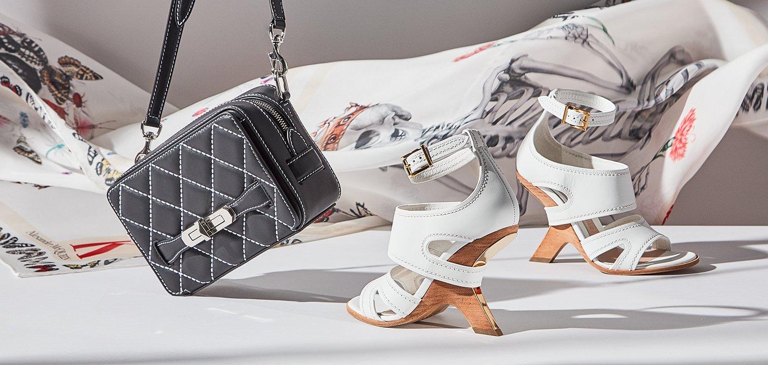 Alexander McQueen & More Luxe