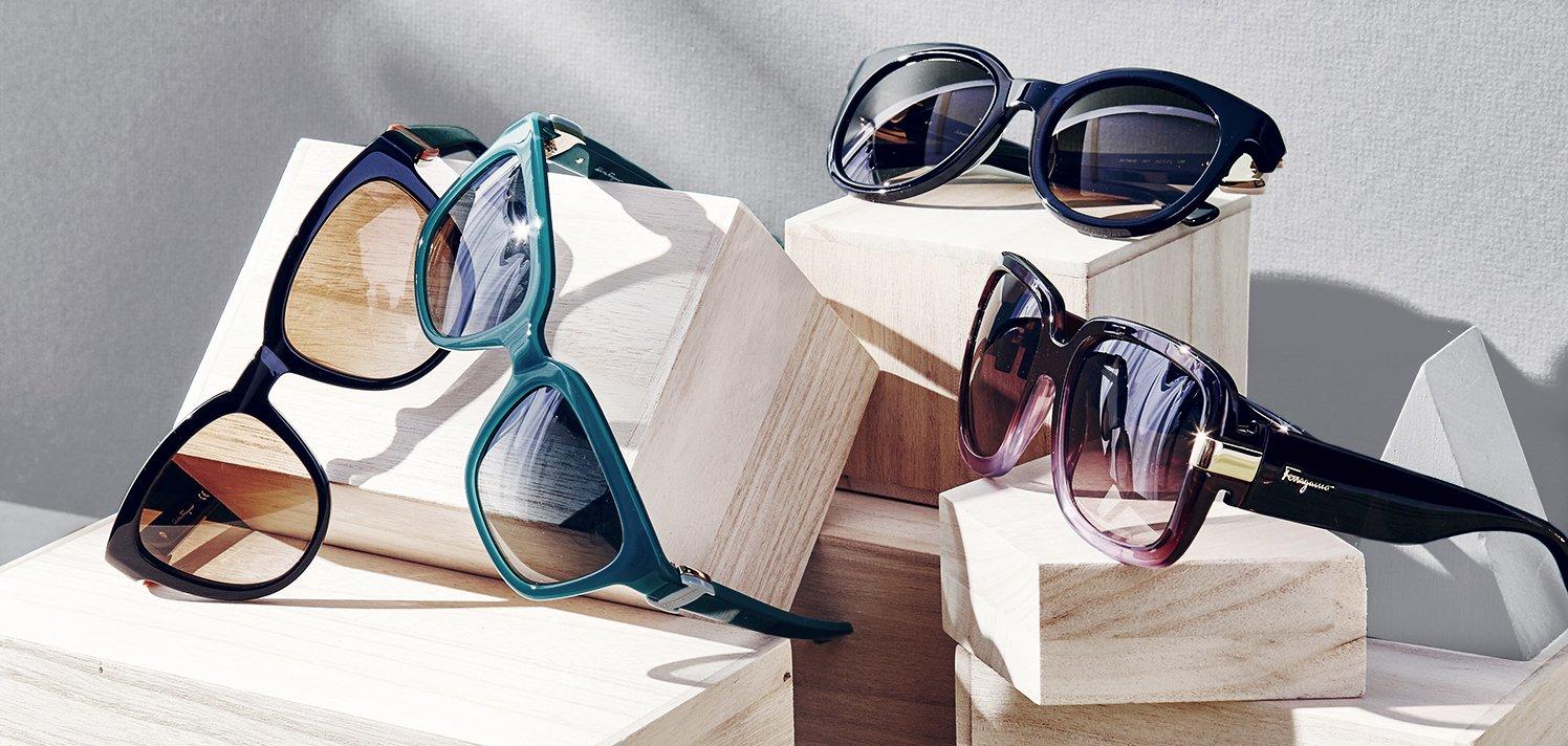 Salvatore Ferragamo & More Eyewear