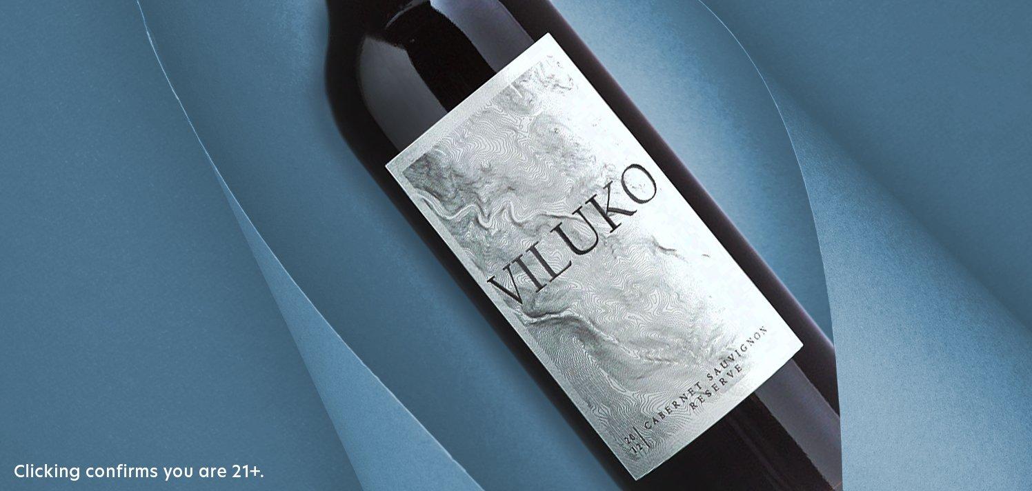 90-Point Reserve Cabernet From Viluko Vineyards