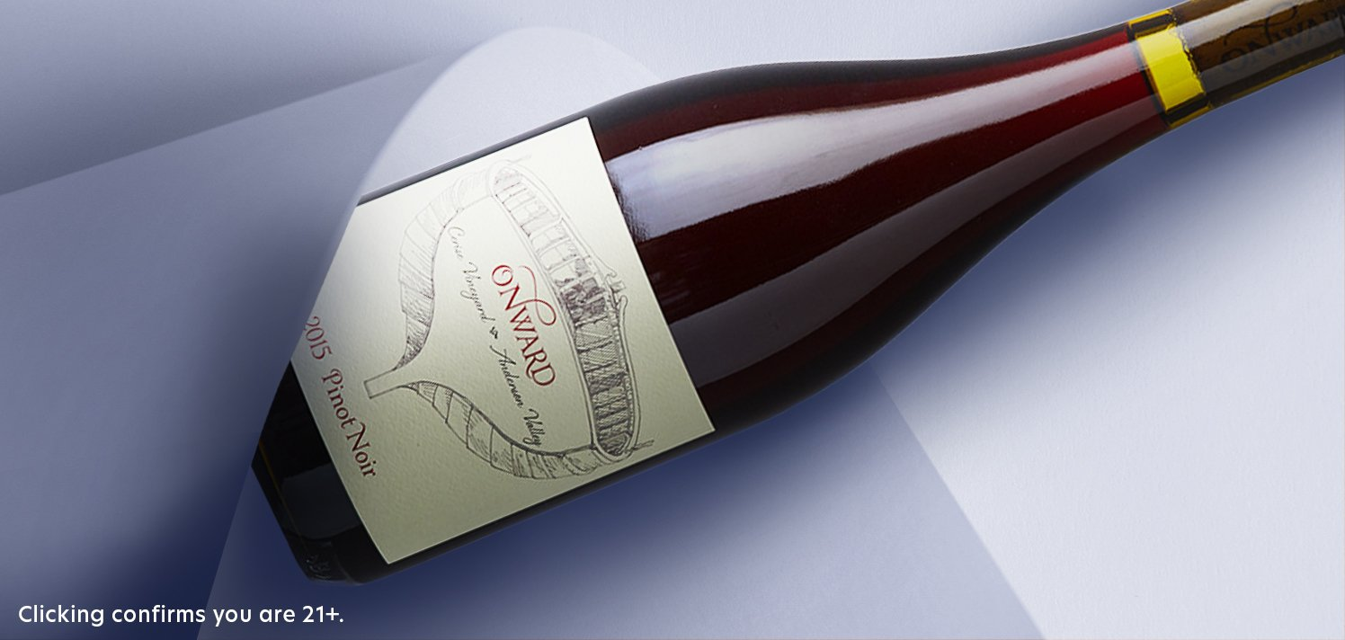 Limited-Production Pinot From Onward Wines