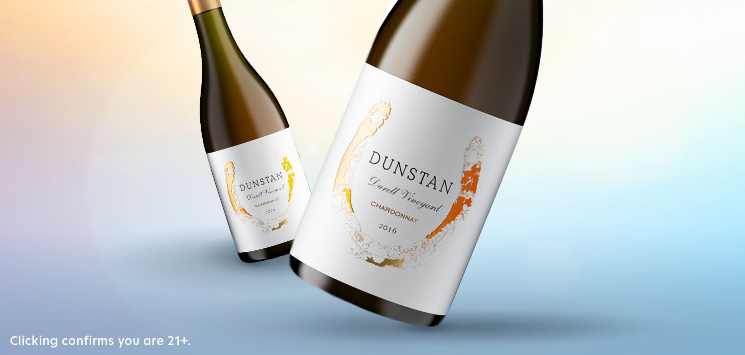 91-Point Chardonnay From Dunstan Wines