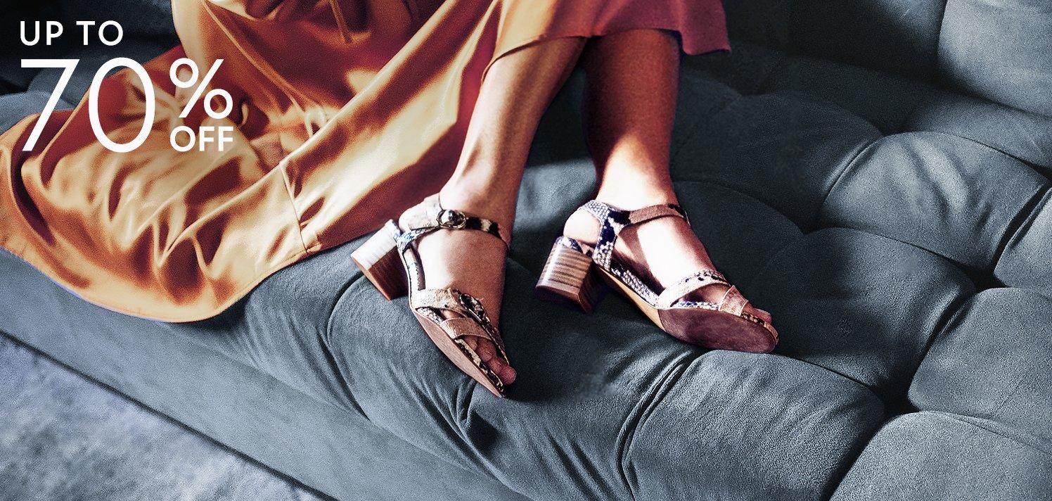 Aquatalia & More Women's Shoes