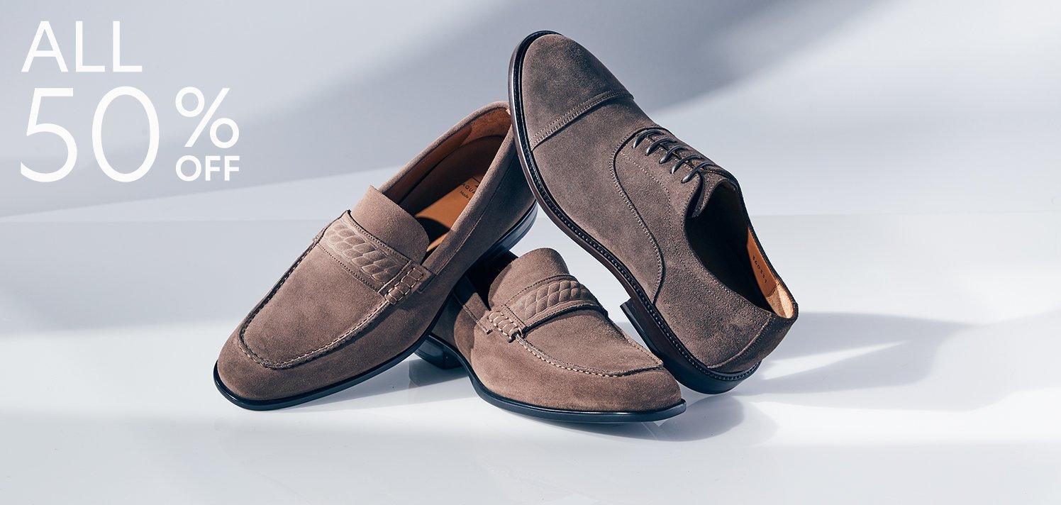 Aquatalia & More Men's Shoes