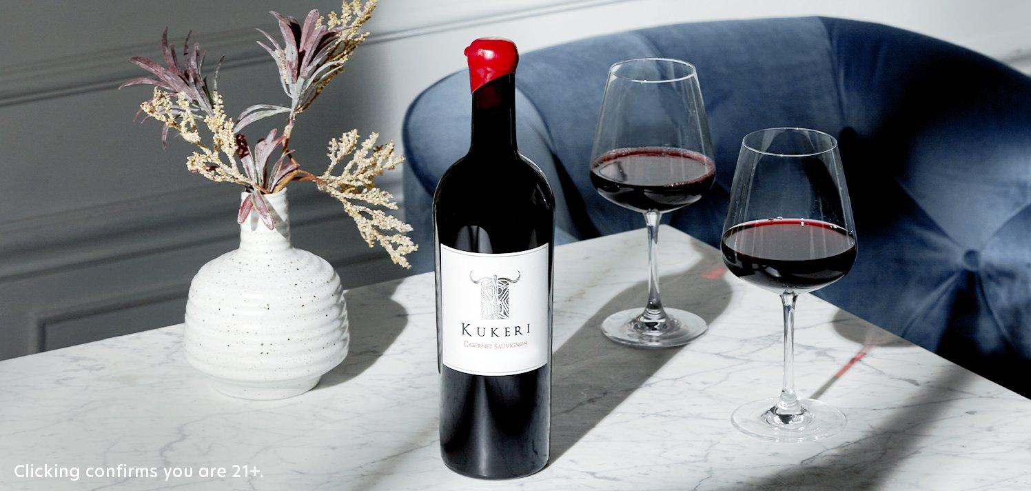 Rich, Luxurious Napa Cabernet From Kukeri Wines