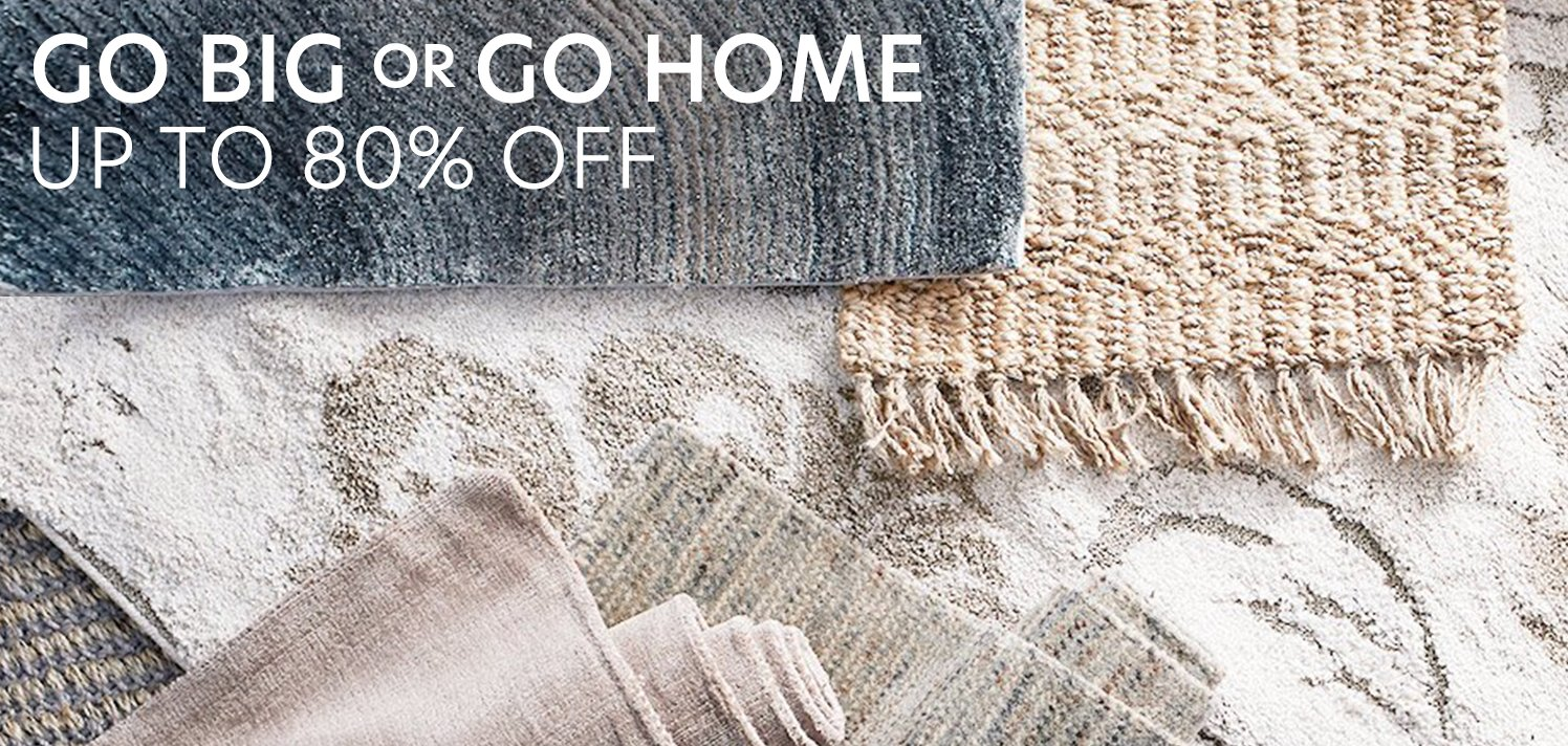 Rug Clearance Event