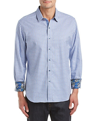 Robert Graham Conor Classic Fit Woven Shirt