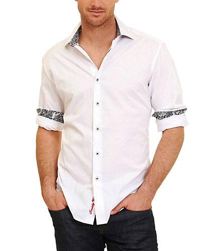 Robert Graham Seaway Classic Fit Woven Shirt