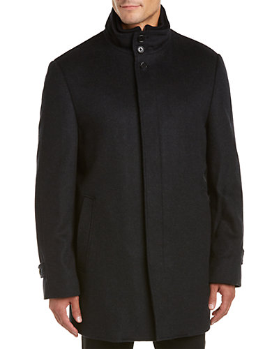 Cardinal Of Canada Wool Coat
