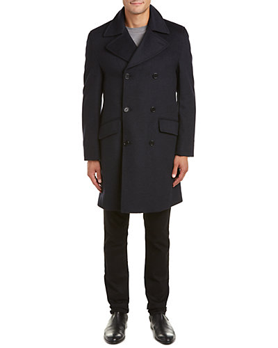 Cardinal Of Canada Wool & Cashmere-Blend Coat