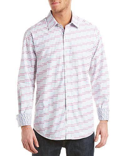 Robert Graham Adamston Classic Fit Woven Shirt