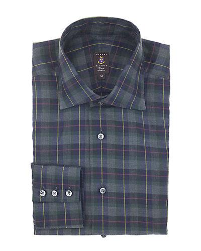 Robert Talbott Estate Sutter Tailored Fit Woven Shirt
