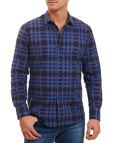 Robert Graham Lido Classic Fit Woven Shirt