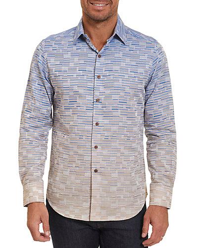 Robert Graham Tailored Fit Woven Shirt