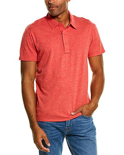Rue La La — Grayers Hartford Nep Polo Shirt