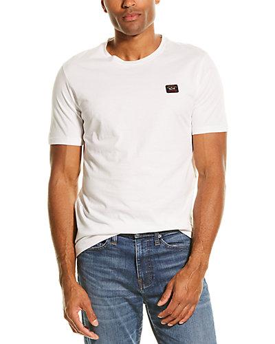 Rue La La — Paul & Shark Logo Patch T-Shirt