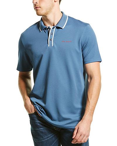 Rue La La — Ted Baker Bunka Polo Shirt