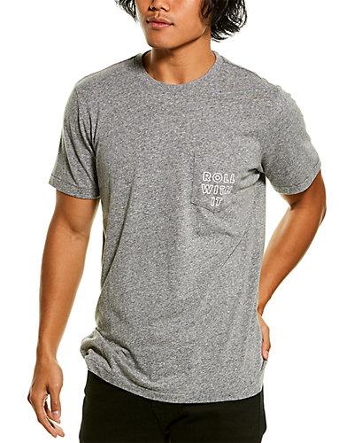 Rue La La — Sol Angeles Roll With It Pocket T-Shirt