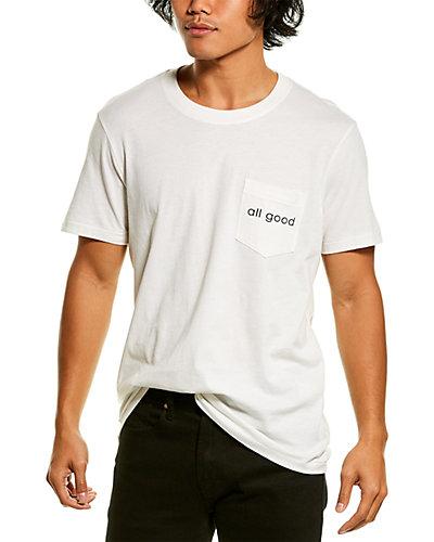 Rue La La — Sol Angeles All Good Pocket T-Shirt