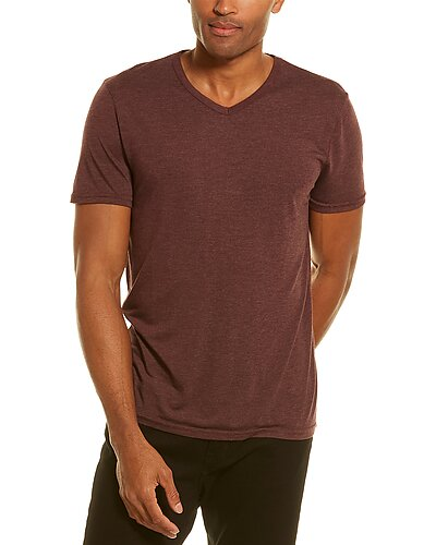 Rue La La — Michael Stars Bamboo V-Neck T-Shirt
