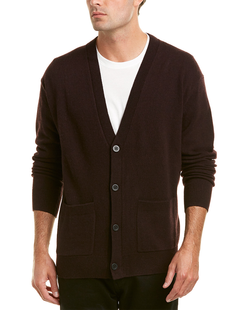 Vince Easy Fit Wool & Cashmere-Blend Cardigan 10107570470004