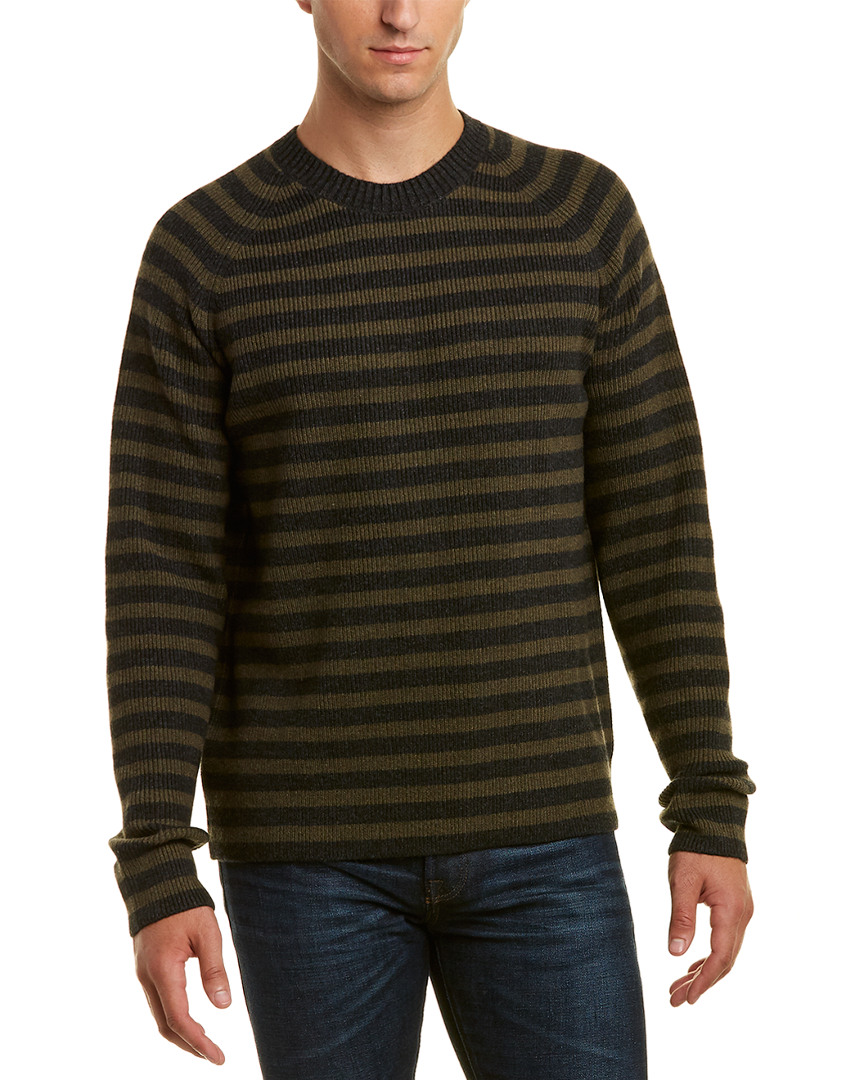 Vince Crewneck Ribbed Sweater 10107570550004