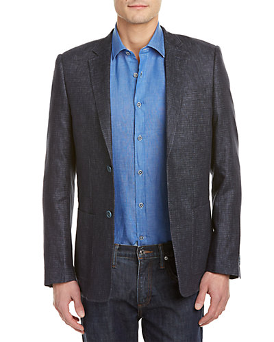 Report Collection Linen Blazer