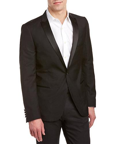 Paisley & Grey Slim Fit Tuxedo Jacket