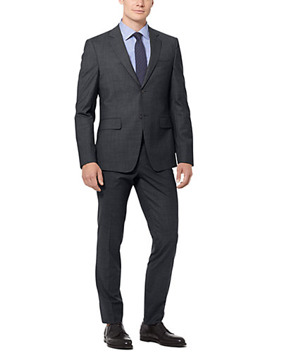 Jack Spade Warren Fit Wool Suit