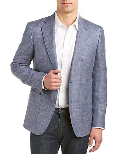 Robert Graham Townsend Linen-Blend Jacket