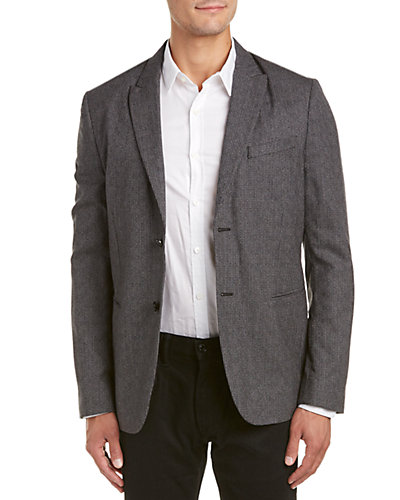 John Varvatos Star U.S.A. Luxe Wool Blazer