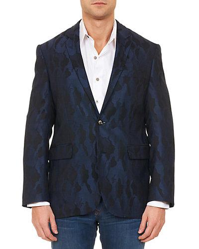 Robert Graham Albert Bridge Woven Classic Fit Sportcoat