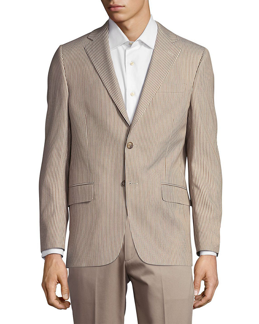 Hickey Freeman Milburn Notch Lapel Coat 10117973680000