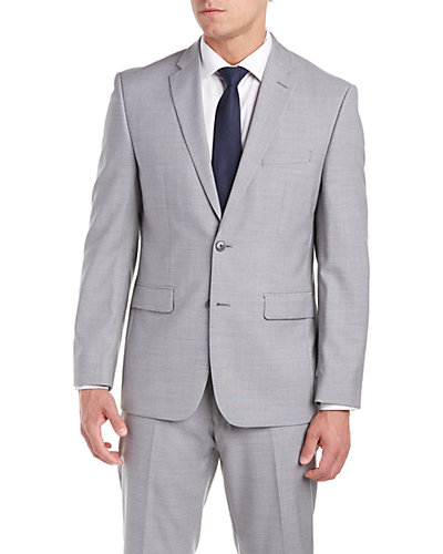 Vince Camuto Modern Fit Suit with Flat Front Pant