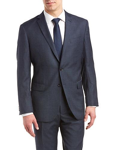Daniel Hechter Suit with Flat Front Pant