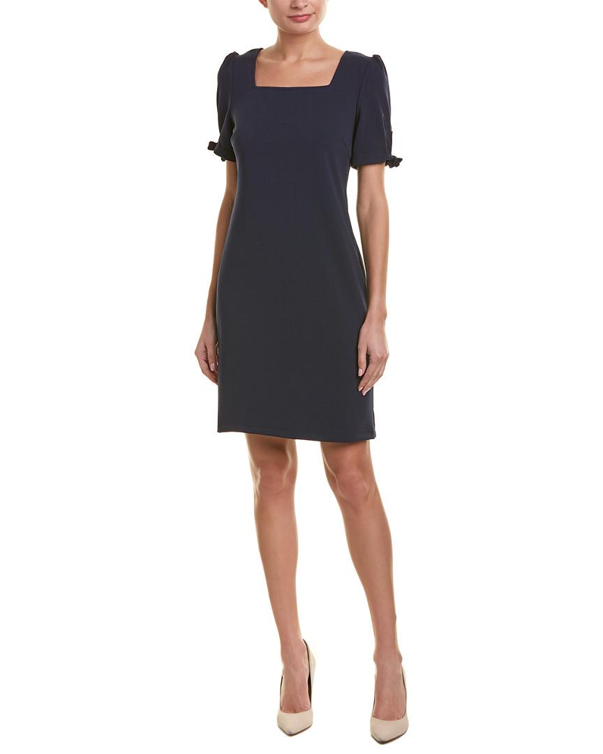 Sharagano Womens Shift Dress 4 Ebay