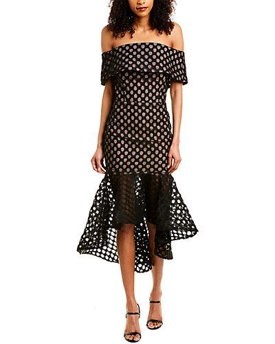 Rue La La — Bronx And Banco Midi Dress