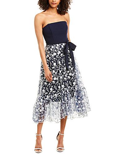 Rue La La — Shoshanna Mailly Midi Dress