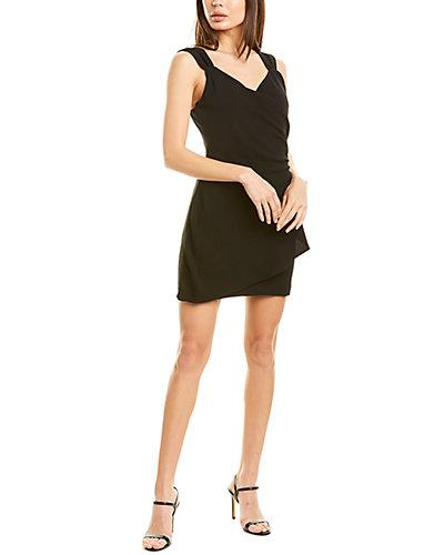 Rue La La — Black Halo Talia Mini Dress