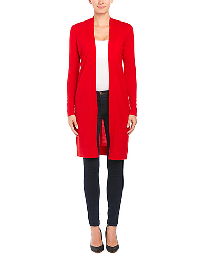 Magaschoni Cashmere Duster Cardigan