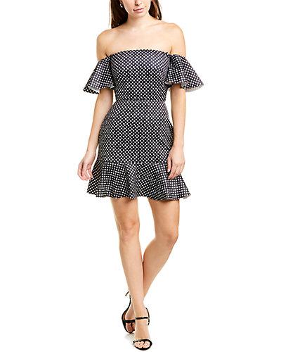 Rue La La — Saloni Amelia Mini Dress