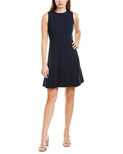 Rue La La — Julia Jordan Pleated A-Line Dress