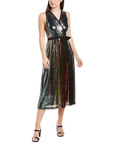 Rue La La — Julia Jordan Sequin Midi Dress