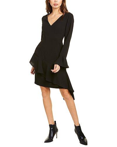 Rue La La — SHANI Bell-Sleeve Shift Dress