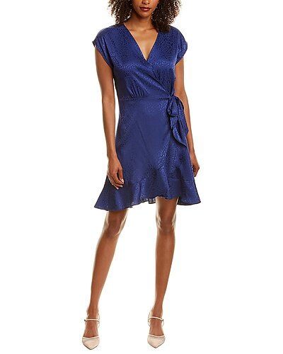 Rue La La — Tiana B Ruffle Wrap Dress